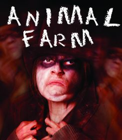 Animal Farm flyer