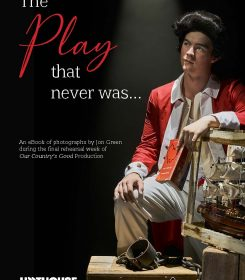 The play that never was production poster